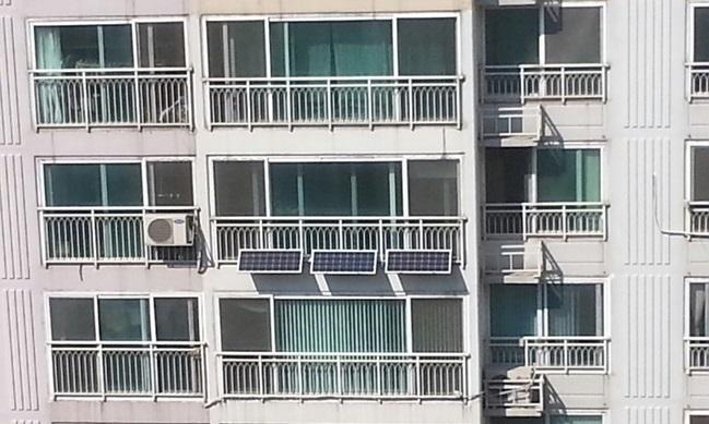 태양광대여사업으로 전기료도 줄이고 친환경아파트까지  상상 ...