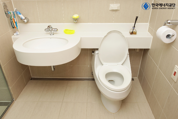 화장실 물 절약